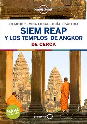 Siem Reap y los templos de Angkor De cerca 1 (Guías De cerca Lonely Planet) por Nick Ray