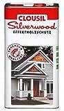 CLOUsil Silberlook Effektholzschutz eiche classic 2,5 L