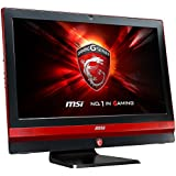 "MSI 24GE 2QE IPS-003EU Ordinateur Gamer Full HD 23"" Noir (Intel Core i5, 8 Go de RAM, 1 To + 128 Go SSD, Nvidia GeForce GTX960, Windows 8.1) + SSD 256 Go offert"