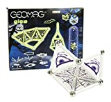 Geomag- Kids Panels Glow Fear, 37 Pezzi, G331