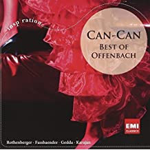 Can-Can: Best of Offenbach by Can-Can: Best of Offenbach