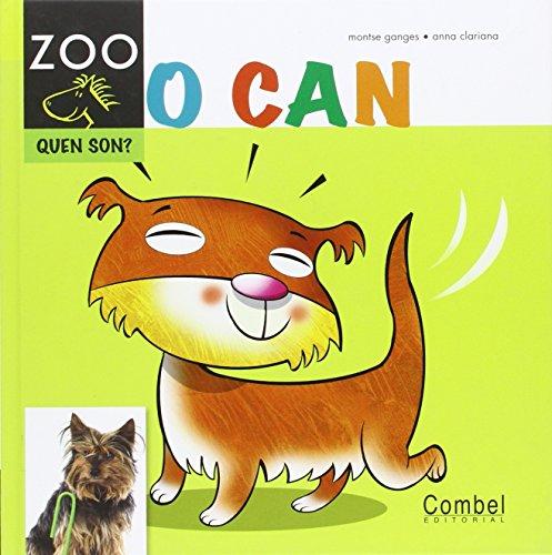 O can (Cabalo ZOO. Quen son?) por Montse Ganges