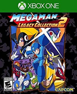 Megaman Legacy Collection 2 (B0717BD1ZD) | Amazon Products