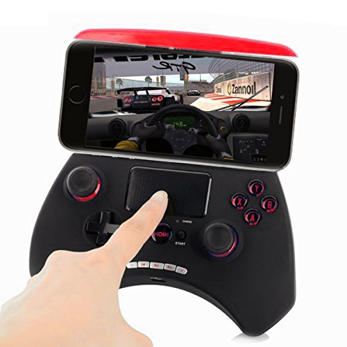 QUMOX PG-9028 Wireless Bluetooth Game Controller Touch Pad For
