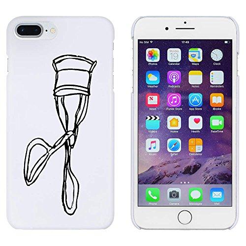 Azeeda Weiß 'Wimpernzange' Hülle für iPhone 7 Plus (MC00145476)