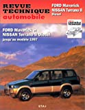 Revue technique de l'automobile n° 586.1 : Ford Maverick, Nissan Terrano II diesel