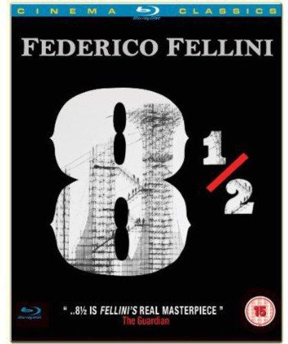 Bild von Federico Fellini 8 1/2 [Blu-ray] [UK Import]