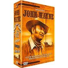 Coffret John Wayne 4 DVD : La Piste des géants / Le Grand Sam / Comancheros / Les Géants de l'Ouest