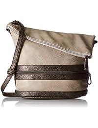 269d312d2dd88 Tamaris Accessoires Taschen SMIRNE Hobo Bag 2931182-326 grau 541226