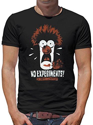 Muppets Kostüm Chefkoch (TLM The Muppets - Breaker T-Shirt Herren XS)