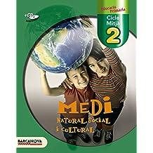 Medi natural, social i cultural 2 CM. Llibre de l'alumne (Materials Educatius - Cicle Inicial - Llengua Catalana) - 9788448922344
