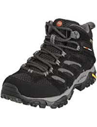 Merrell Women's Moab Mid Gore-TEX High Rise Hiking Shoes