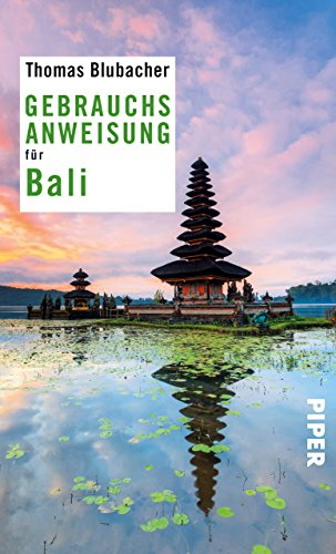 Gebrauchsanweisung für Bali - Bali Ebook