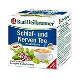 Bad Heilbrunner® Schlaf- und Nerven Tee - Tassenfertig - 6er Pack