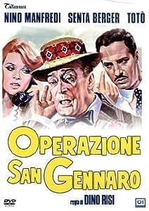 Operazione San Gennaro [Import anglais]