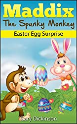 Maddix The Spunky Monkey and the Easter Egg Surprise