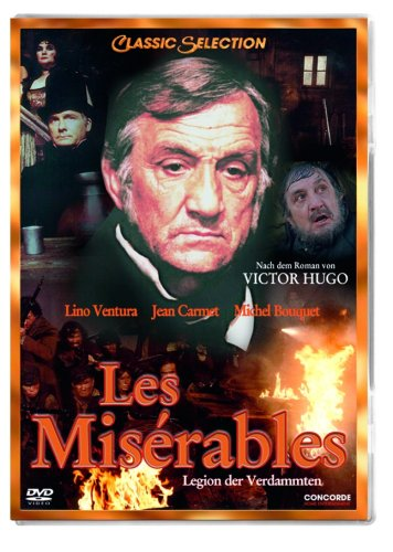 Bild von Les Misérables - Legion der Verdammten (2 DVDs)