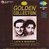 Golden Collection Lata & Mukesh their gr...