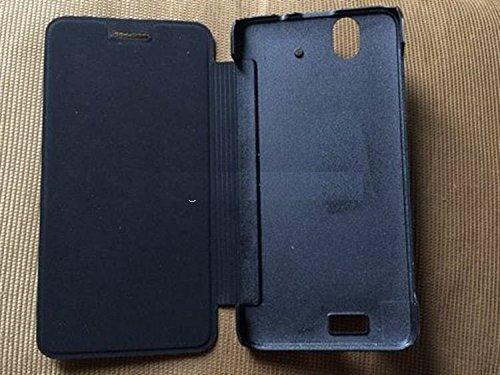 Premium Quality Battery Back Case Flip Cover for Lava Iris X5 (2014)