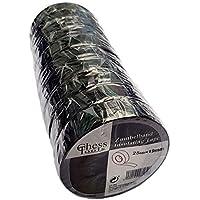 PVC Elektrisch Isolierband Isolation Tape Gewebe 30m x 8.5mm schwarz