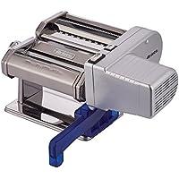Ariete 1593 PastaMatic - Máquina automática prepara pasta fresca, 70 W, 2 velocidades,