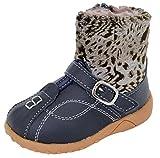 Baby/Kinder Winter Stiefel Boots Gr. 18-25 blau (22)