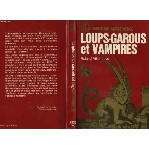 Loups Garous et vampires
