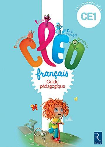 C.L.E.O. CE1 - Guide pédagogique - Nouveau programme 2016