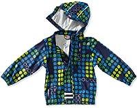Legowear Boys Jaron 207 Polka Dot Raincoat, Midnight Blue, 8 Years (Manufacturer Size:128)