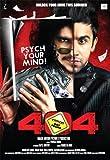 404 (2011) (Thriller Hindi Film / Bollywood Movie / Indian Cinema DVD) by Nishikant Kamat