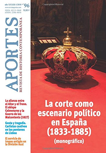 Aportes. Revista Contemporánea 96, XXXIII (1/2018) por Aportes. Revista Contemporánea