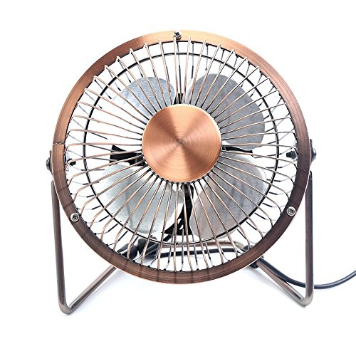 honeyall-portable-usb-powered-desk-mini-fan-vintage-metal-cooler-fan-cooling-mute-quiet-small-table-