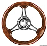 Boat Steering Wheels with Crown Stain...