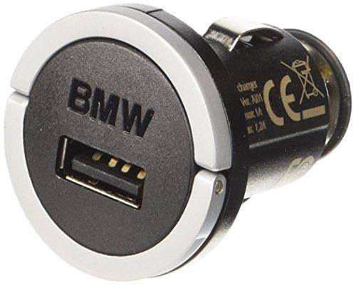 Genuine BMW In-Car UNIVERSALE PORTE USB Caricabatterie ( 65412166411)