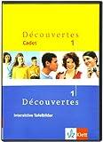 Interaktive Tafelbilder zu Découvertes 1 und Découvertes Cadet 1: Lehrwerksbegleitende Materialien für das Whiteboard -