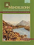 Best Alfred Of Mendelssohns - Mendelssohn -- 24 Songs: High Voice Review