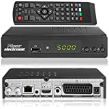 Micro Electronics m380 Plus Full HDTV digitaler Satelliten-Receiver [vorprogrammiert] -