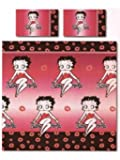 Betty Boop Double Bed Duvet Cover