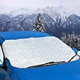 Car Winter Windscreen All Seasons Cover | M&W [Import Anglais]