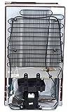 Videocon 150 L 3 Star Direct-Cool Single Door Refrigerator (VA163B, Burgundy Red)