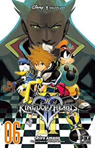 Kingdom Hearts II Edition simple Tome 6