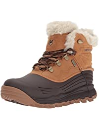 "Merrell Women's Thermo Vortex 6"" Waterproof High Rise Hiking Boots"