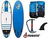 Fanatic SUP Fly Air hinchable sup soporte para remo tabla Tabla de surf - 9.0 (274cm)