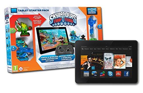 Kindle Fire HDX 7 inkl. Skylanders Trap Team - Tablet Starter Pack - [Tablet PC] (Pack Skylander Tablet Starter)