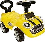 MEGA SpeedR Rutschauto Rutscher Bobby Car Kinderfahrzeug Kinderauto/ 4 FARBEN/ HIT!! (GELB)