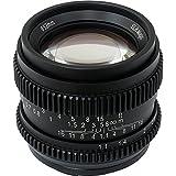SLR magique 50mm F1.1 Cine Objectif pour Sony FE