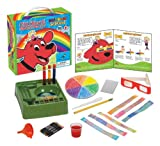 Clifford Rainbow Science (Clifford the Big Red Dog)