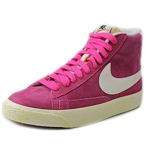 Nike Blazer Mid Suede Vintage Womens Schuhe Sneaker Neu 518171-605 (35.5) (Suede Womens Blazer)