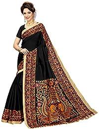 Art Decor Sarees Cotton Saree with Blouse Piece