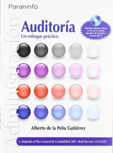 Auditoría. Un enfoque práctico por ALBERTO DE LA PEÑA GUTIERREZ
